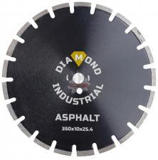Диск алмазный по асфальту 350x25,4 мм Asphalt Diamond Industrial