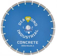 Диск алмазный по бетону 300x25,4 мм Concrete Diamond Industrial