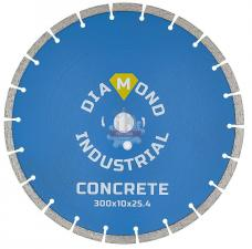Диск алмазный по бетону 350x25,4 мм Concrete Diamond Industrial