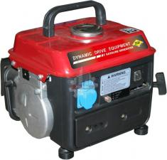 Генератор бензиновый 0,65/0,72 кВт  DDE GG950DC. однофазн.ном/макс. (UP65, 2-х тактн дв,, ручн/ст, 4,2л, 18,5кг)