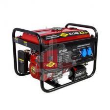 Генератор бензиновый 3,0/3,3 кВт DDE G330E ((1ф 3,0/3,3 кВт бак 15 л дв-ль 7 л.с. элстарт)