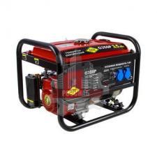 Генератор бензиновый 3,1/7,0 кВт DDE G350P (1ф 3,1/3,5/7,0 кВт бак 15 л дв-ль 8 л.с.)