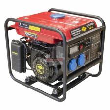 Генератор бензиновый 3,2 кВт инверторного типа DDE GG3300Zi однофазн, (т/бак 9 л, ручн/ст, 35кг)