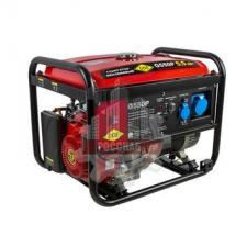 Генератор бензиновый 5.0/9.4 кВт DDE G550P (1ф 5,0/5,5/9,4 кВт бак 25 л дв-ль 13 л.с.)