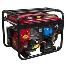 Генератор сварочный 5,0/5,5kBт DDE GW200 (ток 50-200 А 1ф 5,0/5,5 кВт 98 кг дв-ль 14 л.с. элстарт)