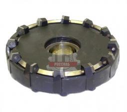 Фреза торцевая d 125 мм с мех.креплением 5-ти гр. пластин Т5К10