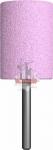 Шарошка абразивная ПРАКТИКА оксид алюминия, цилиндрическая 35х50 мм, хвост 6 мм, блистер