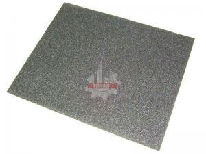 Шкурка шлифовальная Р180 230х280мм на тканевой основе водостойкая (уп.10л)