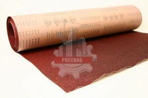 Шлиф. шкурка водост.ткань №100 (Белгород)  775мм 20м.п