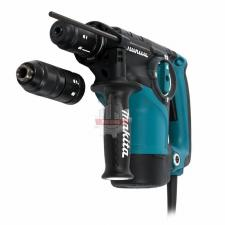 Перфоратор MAKITA HR2811FT (800Вт,SDS-Plus,2.9Дж,3реж,0-1100об/мин,кейс,съём.патрон,свет)