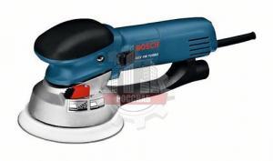 Шлифмашина эксцентриковая BOSCH GEX 150 Turbo (600Вт,150мм,3100-6650об/мин)