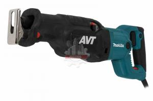 Пила лезвийная 1510 Вт MAKITA JR 3070 CT (раб.ход32мм, 255мм, 0-2800об/мин. антивибр.AVT. 4.3 кг, кейс)