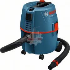 Пылесос строительный BOSCH GAS 20 L SFC (1200Вт,V-19л,215МБар,)