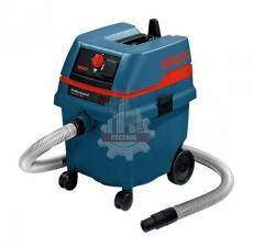 Пылесос строительный BOSCH GAS 25 L SFC  (1200 Вт, 25л, 248м/бар)