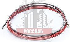 Канал к горелке ф1,0-1,2(3,4м) красный