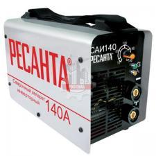 Сварочный аппарат инверторный САИ 140 (140 А,3,2мм,ПВ 70%) РЕСАНТА