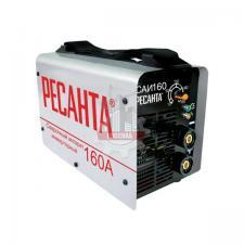 Сварочный аппарат инверторный САИ 160 (160 А,4,0мм,ПВ 70%) РЕСАНТА