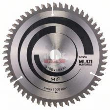 Диск пильный по алюминию 190 х 20/16 мм, 54 зуба BOSCH