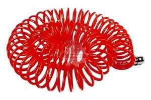 Шланг пневматический, 15 метров, спиральный, разъем EURO
