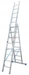 Лестница 3-х секционная  8 ступеней с доп. функ.STABILO