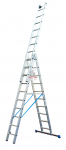 Лестница 3-х секционная 10 ступеней с доп. функ.STABILO